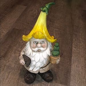 Gnome with Banana Hat